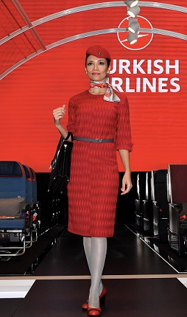 Turkish Airlines presents new cabin uniforms at acclaimed fashion show at ITB Berlin (2)