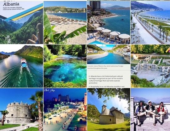Explore the beauties of Albania