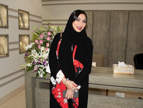 Miss Arwa Alrimawi(Marketing Manager)
