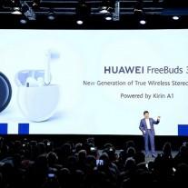 HUAWEI FreeBuds 3 Powered by Kirin A1
