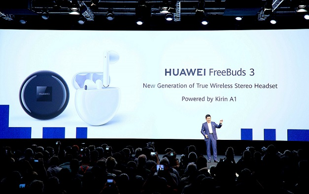 HUAWEI FreeBuds 3 Powered by Kirin A1