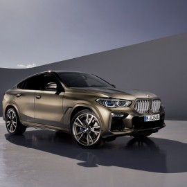 NEW BMW X6 Pic for PR 2