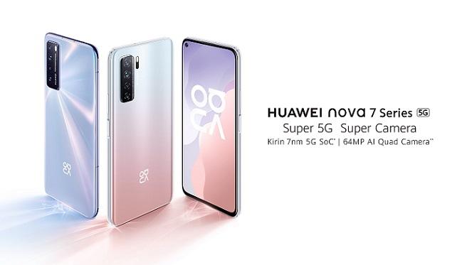 HUAWEI nova 7 5G Series