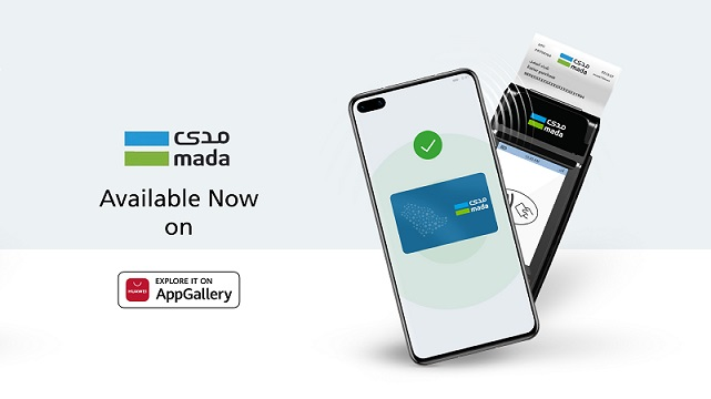 mada Pay Available Now on HUuAWEI AppGallery