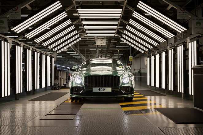 Image 1 - 40,000th Flying Spur