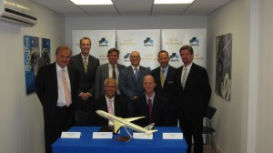 Etihad Airways and Taleris sign agreement