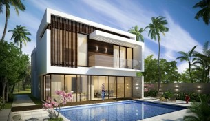 AKOYA by DAMAC Villa 2