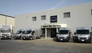 Mobile fleet KSA