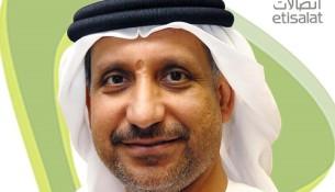 Mr Abdulaziz Al Sawaleh - Chief Human Resources Officer - Etisalat Group...