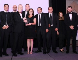 OSN receives two call centre awards