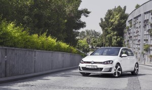The New Golf GTI 2013