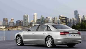 Audi A8 L W12 quattro