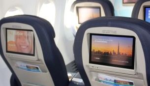 flydubai Business Class Seats