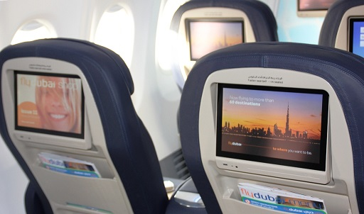 flydubai Business Class Seatss