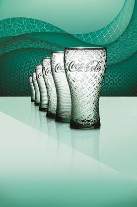 Coke Glass Visual Unbranded