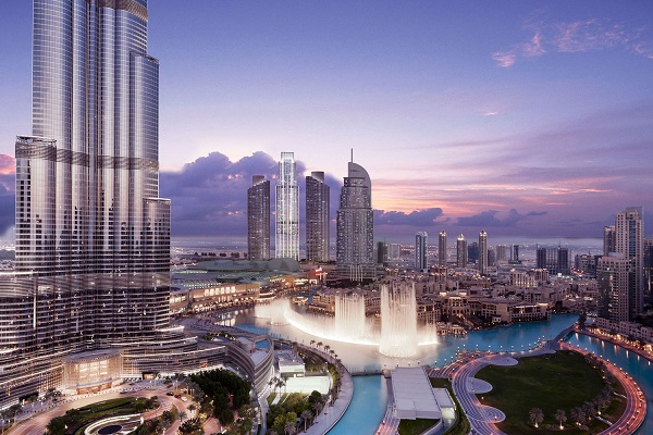 Emaar launches The Address Residence Fountain Views III (LR)