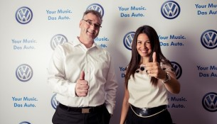 Raya Abirached and Thomas Milz, MD, Volkswagen Middle East - 2 - Med Res