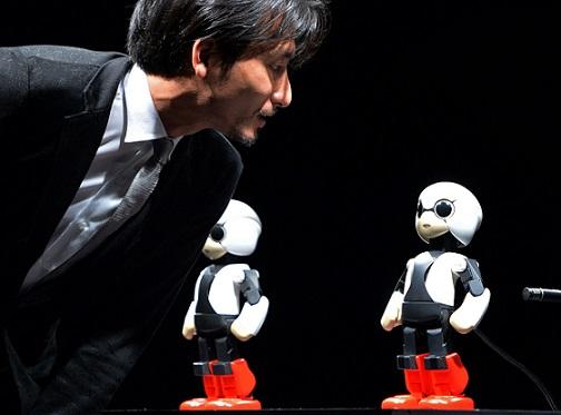 JAPAN-SPACE-ROBOT-TECHNOLOGY