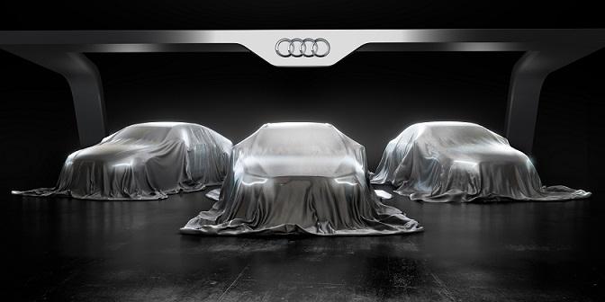 Audi premieres at Dubai Motor Show