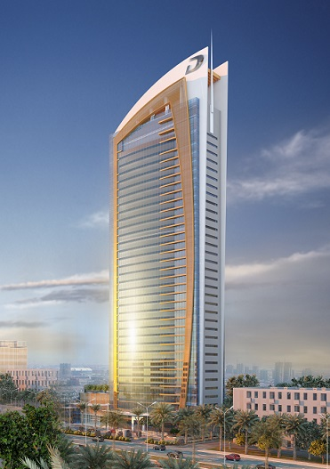 DAMAC Paramount Tower in Riyadh, KSA