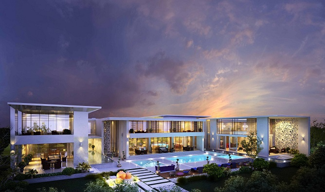 Luxury Villas and Mansions 'Akoya by DAMAC'