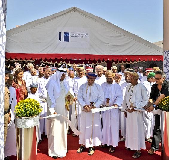 Salalah Gardens Mall Inauguration (4)