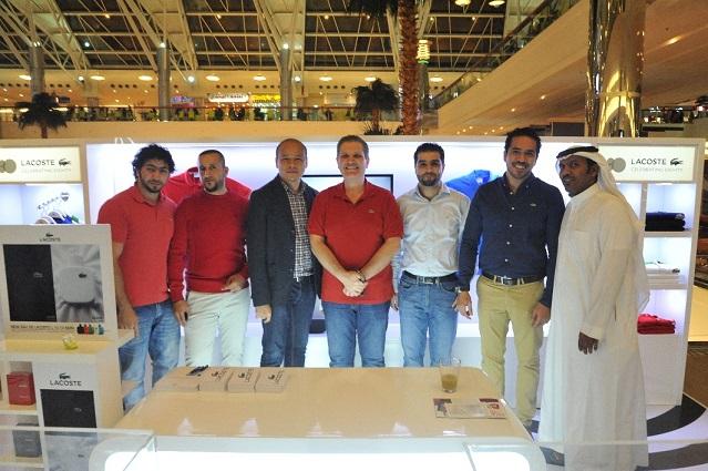 Ahmad Al Radi, Rolando Culala, Maan Attasi, Wassim Daloul, Nawaf Bawazir