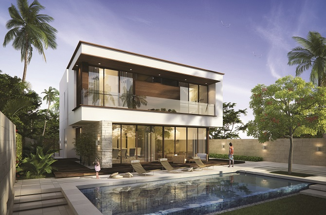 Luxury Villas on Offer throughout AKOYA by DAMAC