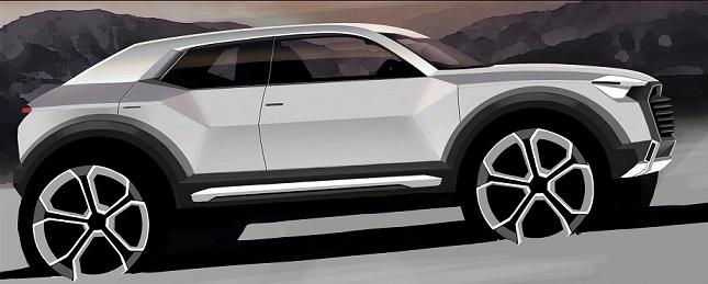 Die Familie der Q-Modelle bei Audi bekommt Zuwachs: Vorstand und Betriebsrat der AUDI AG haben angekuendigt, dass mit dem Audi Q1 ab 2016 ein neues Modell am Standort Ingolstadt vom Band fahren wird.