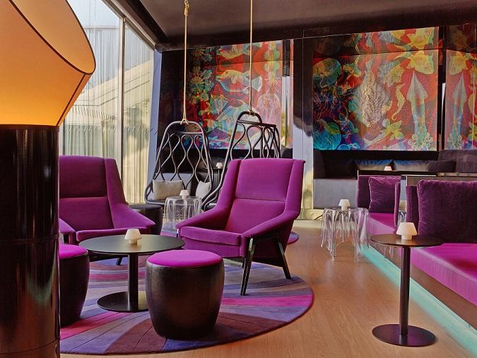 W Lounge @ W Barcelona 1