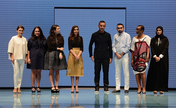 Vogue Fashion Dubai Experience - Catwalk