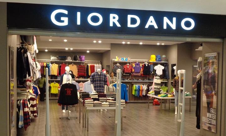 GIORDANO New Flagship Store at Dolmen Mall, Karachi, Pakistan_IMG1