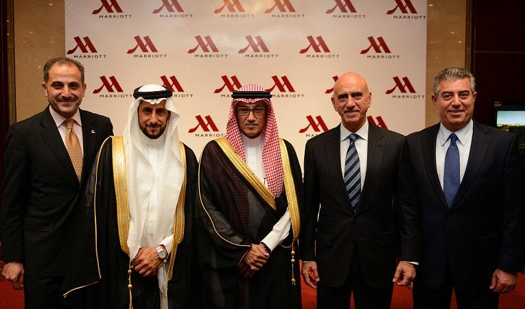 Riyadh Marriott Hotel Re-launch 2014 2