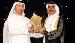 HH Sheikh Hasher bin Maktoum & Mohammed Al Hashimi, Chairman of PPG