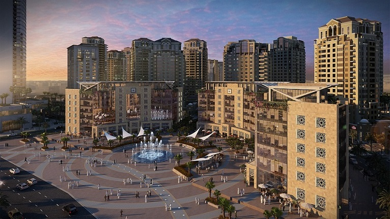 Emaar Middle East launches Emaar Square 22