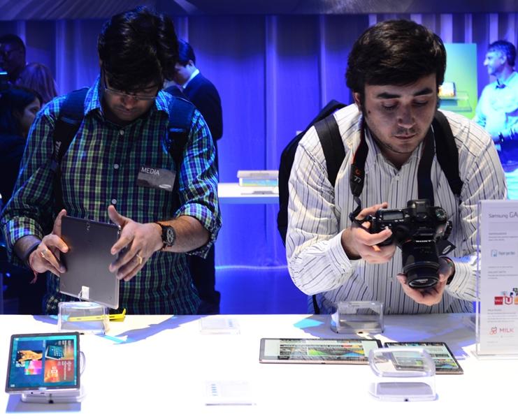 Samsung Galaxy Premiere_Experiential Zone