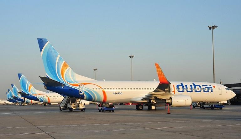 flydubai Aircraft3
