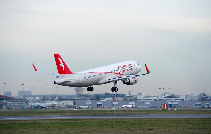 Air Arabia aircraft 1