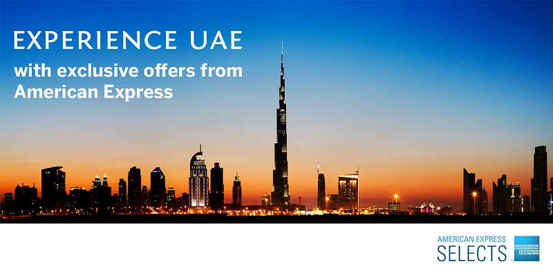 American Express Experience UAE pic