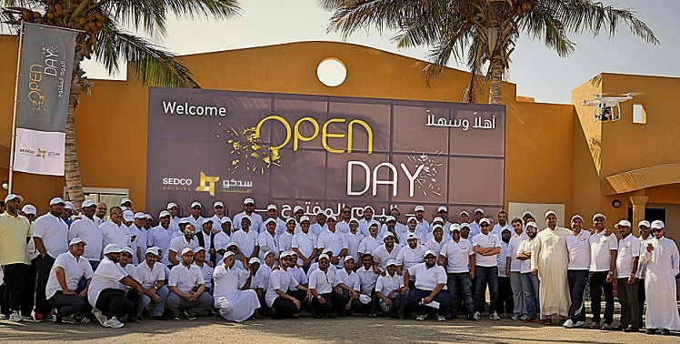 SEDCO Holding Open Day - سدكو اليوم 61المفتوح