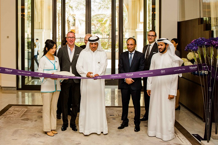 Official Opening of Manzil Downtown Dubai