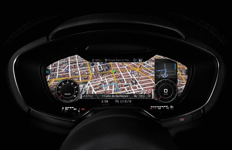Auszeichnung fuer Audi virtual cockpit/Ingolstadt, 7. November 2014