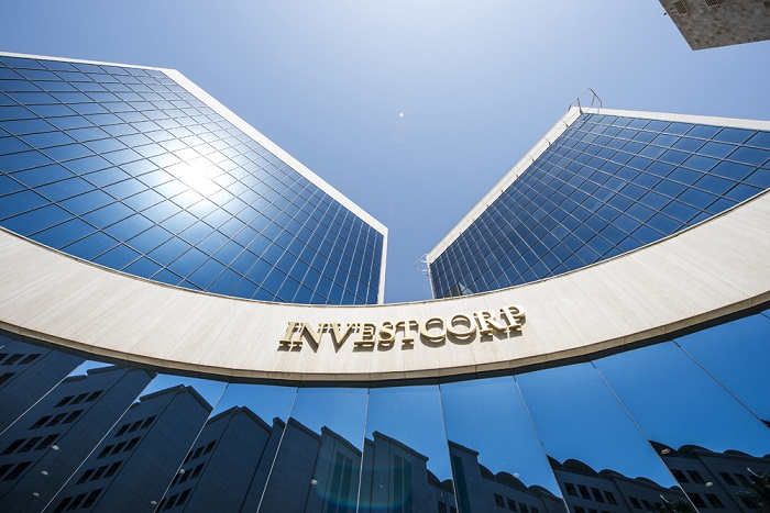 مبنى الإدارة الرئيسية لإنفستكورب في البحرين