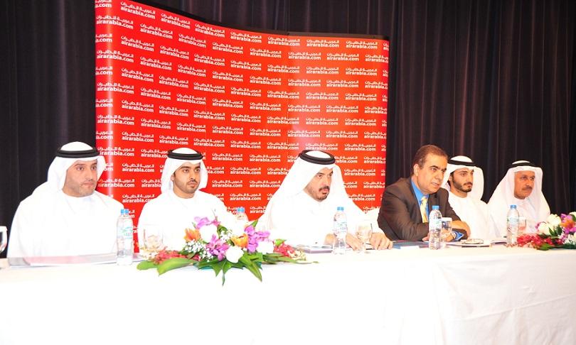 Air Arabia 2015 AGM (1)