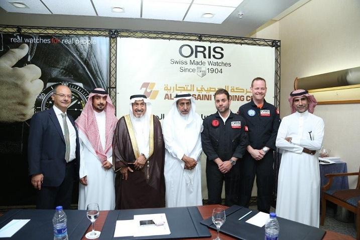 Oris Press conference