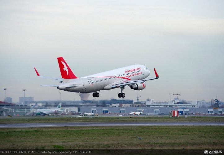 Air Arabia aircraft 1
