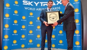 Skytrax names Air Arabia the Middle East's Best Low-cost Airline
