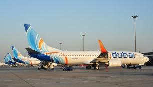 flydubai Aircraft (3)