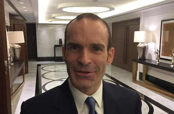 المدير العام لفندق تاج دبي