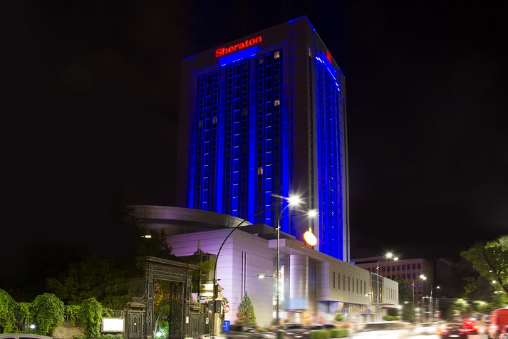 Sheraton Bucharest 1